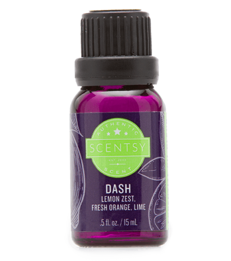 DASH ESSENTIAL OIL