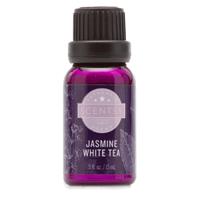 JASMINE WHITE TEA 100% NATURAL OIL